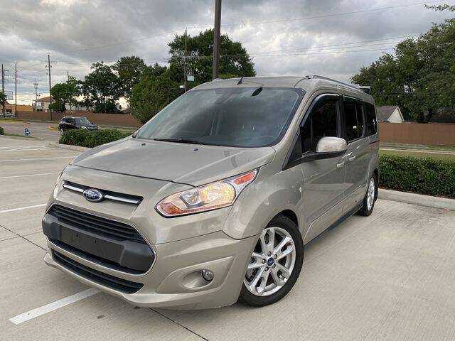 2015 Ford Transit Connect Wagon for sale in Katy, TX