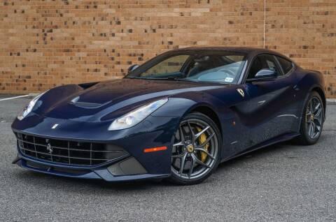 2017 Ferrari F12berlinetta for sale at Vantage Auto Wholesale in Moonachie NJ