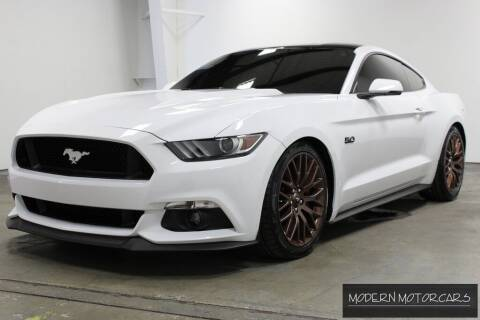 2016 Ford Mustang for sale at Modern Motorcars in Nixa MO