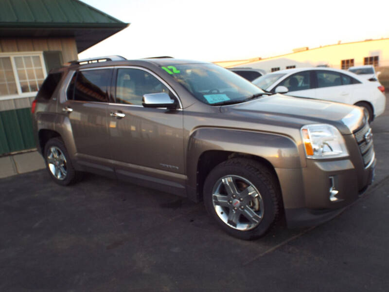 2012 GMC Terrain for sale at G & K Supreme in Canton SD