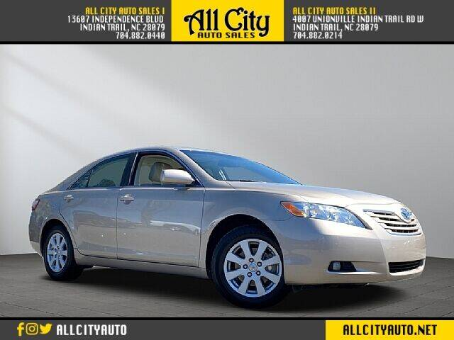 2007 Toyota Camry for sale at All City Auto Sales in Indian Trail NC