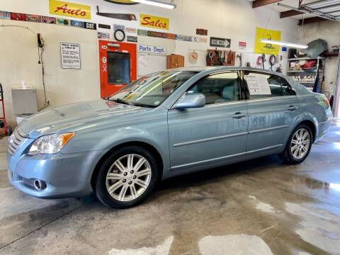 2008 Toyota Avalon for sale at Vanns Auto Sales in Goldsboro NC
