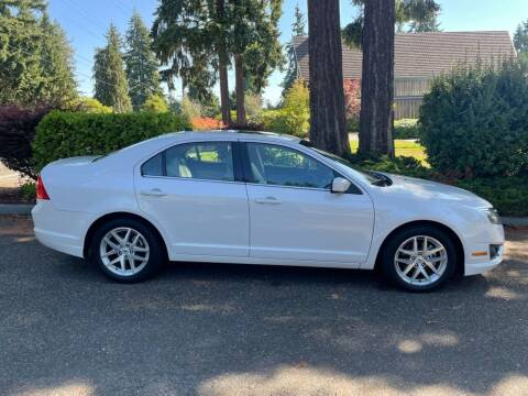 2012 Ford Fusion for sale at Seattle Motorsports in Shoreline WA