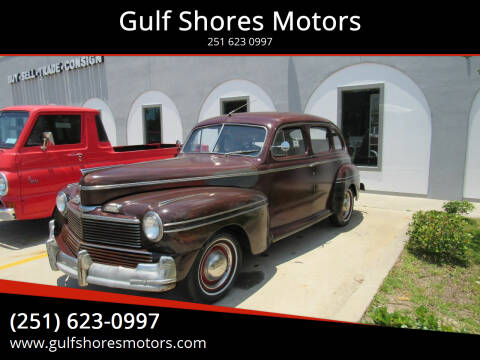 1942 Mercury Eight for sale at Gulf Shores Motors in Gulf Shores AL