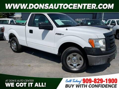 2011 Ford F-150 for sale at Dons Auto Center in Fontana CA