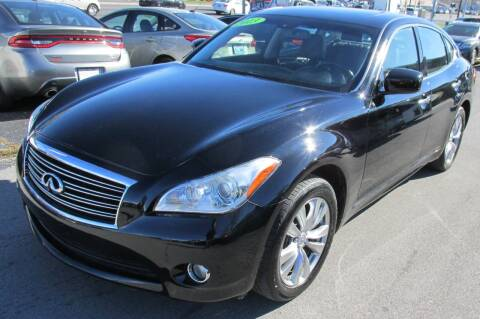2013 Infiniti M37 for sale at Express Auto Sales in Lexington KY
