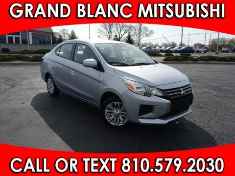 2021 Mitsubishi Mirage G4 for sale at LASCO FORD in Fenton MI