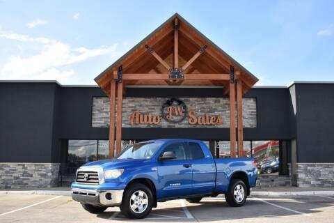 2008 Toyota Tundra for sale at JW Auto Sales LLC in Harrisonburg VA