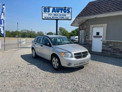 2007 Dodge Caliber for sale at 83 Autos in York PA