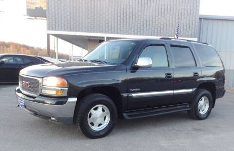 2004 GMC Yukon for sale at Darryl's Trenton Auto Sales in Trenton TN