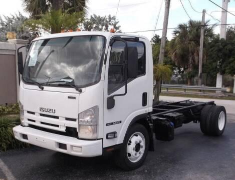 2015 Isuzu NRR for sale at Transportation Marketplace in West Palm Beach FL