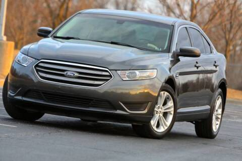 2016 Ford Taurus for sale at MGM Motors LLC in De Soto KS