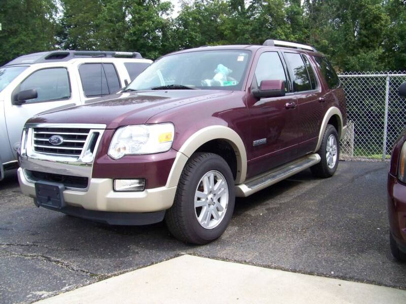 2007 Ford Explorer for sale at Collector Car Co in Zanesville OH