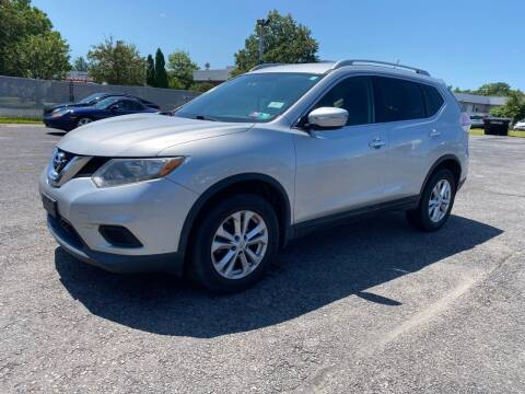 2014 Nissan Rogue for sale at Riverside Auto Sales & Service in Portland ME