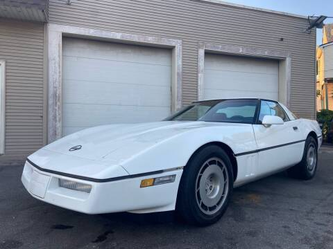 1986 Chevrolet Corvette for sale at Global Auto Finance & Lease INC in Maywood IL