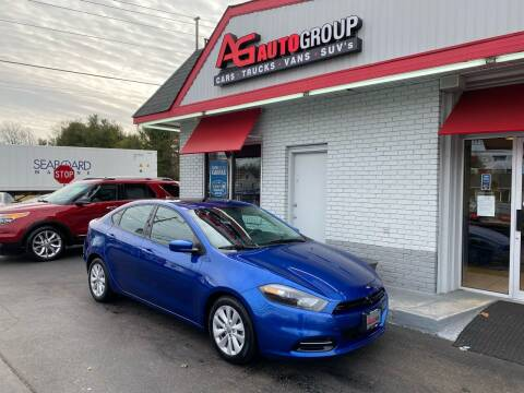 2014 Dodge Dart for sale at AG AUTOGROUP in Vineland NJ
