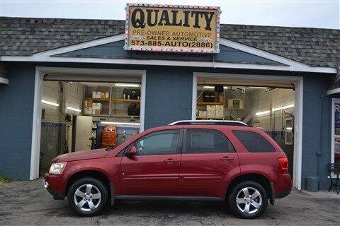 2006 Pontiac Torrent for sale at Quality Pre-Owned Automotive in Cuba MO