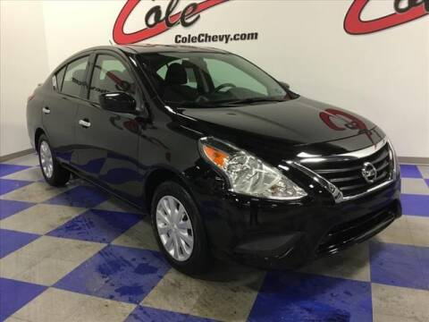 2019 Nissan Versa for sale at Cole Chevy Pre-Owned in Bluefield WV