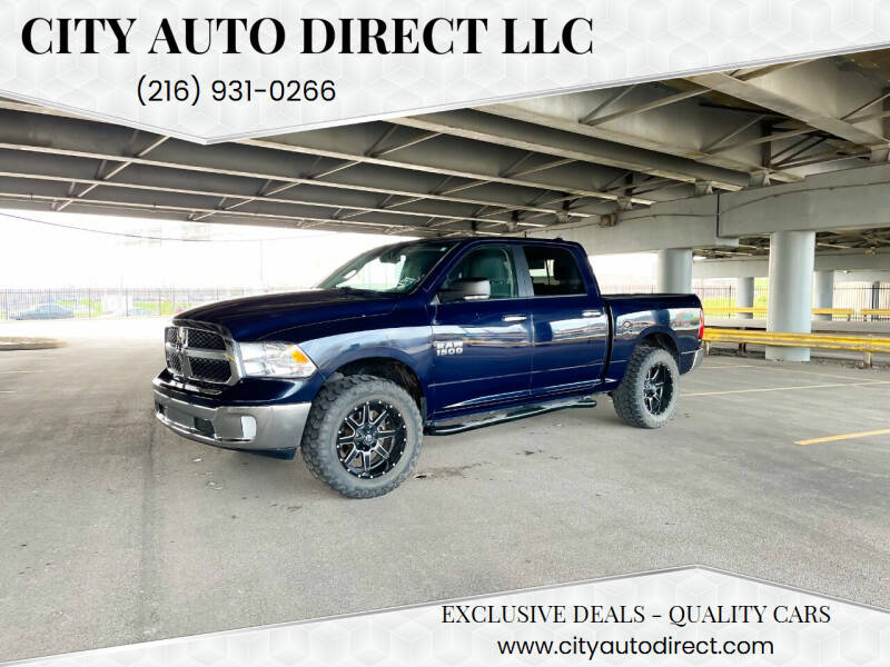 2015 RAM Ram Pickup 1500 for sale at City Auto Direct LLC in Cleveland OH