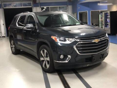 2019 Chevrolet Traverse for sale at Simply Better Auto in Troy NY