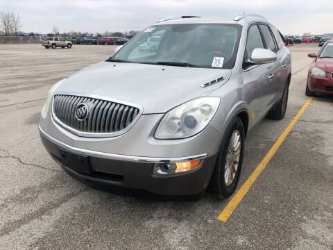 2008 Buick Enclave for sale at Right Place Auto Sales in Indianapolis IN