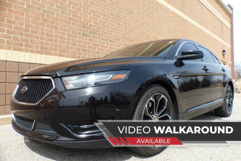 2013 Ford Taurus for sale at Macomb Automotive Group in New Haven MI