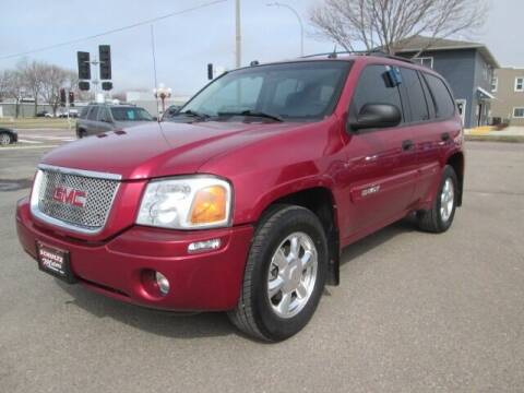 2005 GMC Envoy for sale at SCHULTZ MOTORS in Fairmont MN