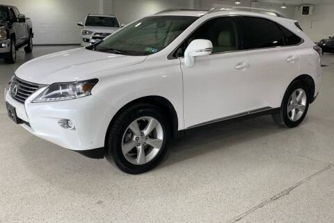 2015 Lexus RX 350 for sale at Hamilton Automotive in North Huntingdon PA