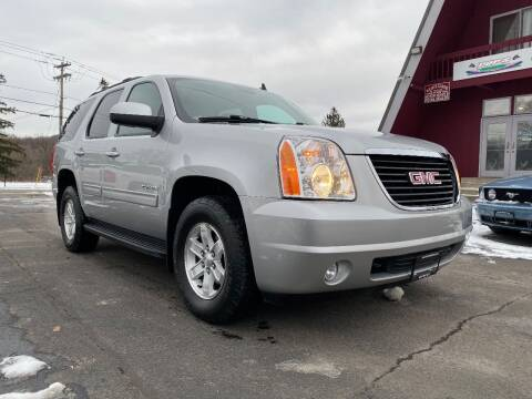 2013 GMC Yukon for sale at Pop's Automotive in Homer NY