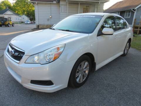 2012 Subaru Legacy for sale at Wheels Auto Sales in Bloomington IN