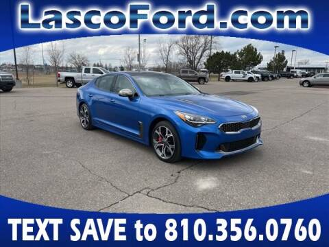 2018 Kia Stinger for sale at Lasco of Grand Blanc in Grand Blanc MI
