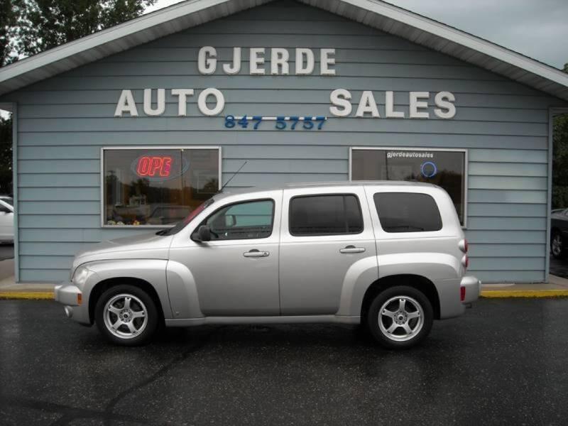 2008 Chevrolet HHR for sale at GJERDE AUTO SALES in Detroit Lakes MN