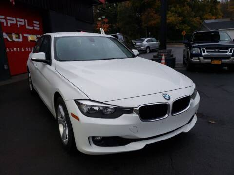 2014 BMW 3 Series for sale at Apple Auto Sales Inc in Camillus NY