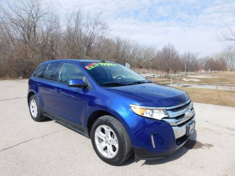 2014 Ford Edge for sale at Lot 31 Auto Sales in Kenosha WI