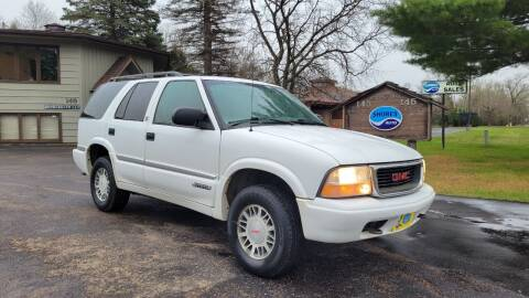 2001 GMC Jimmy for sale at Shores Auto in Lakeland Shores MN