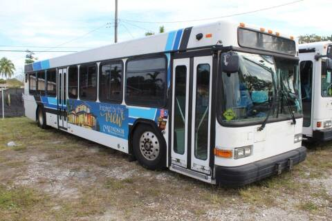 2004 Gillig Low Floor Bus for sale at Truck and Van Outlet in Miami FL