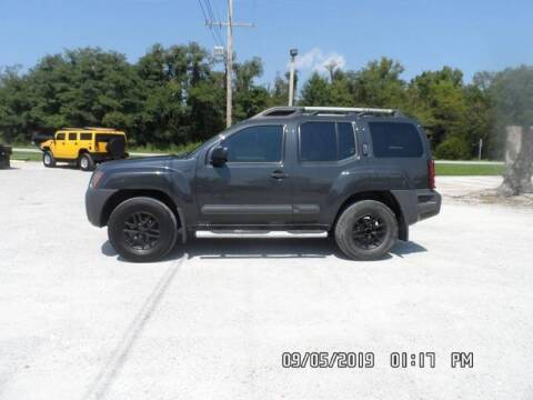 2014 Nissan Xterra for sale at Town and Country Motors in Warsaw MO