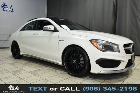2015 Mercedes-Benz CLA for sale at AUTO HOLDING in Hillside NJ