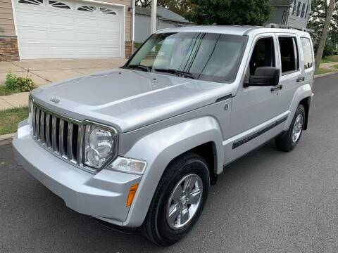 2010 Jeep Liberty for sale at Jordan Auto Group in Paterson NJ