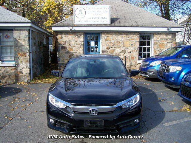 2017 Honda Civic EX-T 2dr Coupe CVT - Leesburg VA