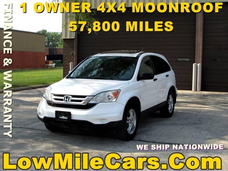 2010 Honda CR-V for sale at A1 Auto Sales in Burr Ridge IL