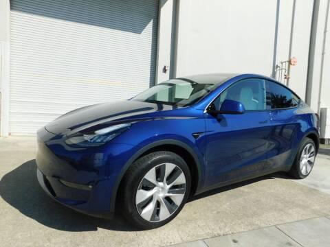 2021 Tesla Model Y for sale at Conti Auto Sales Inc in Burlingame CA