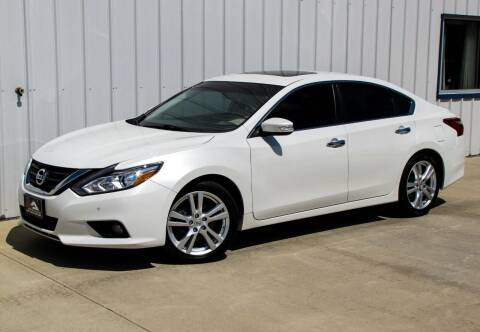 2016 Nissan Altima for sale at Lyman Auto in Griswold IA