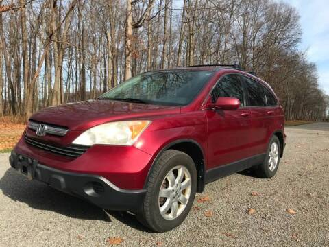 2008 Honda CR-V for sale at GOOD USED CARS INC in Ravenna OH