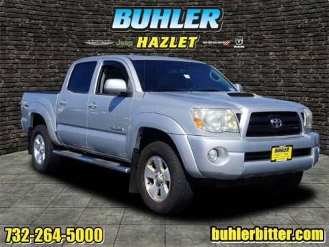 2008 Toyota Tacoma for sale at Buhler and Bitter Chrysler Jeep in Hazlet NJ