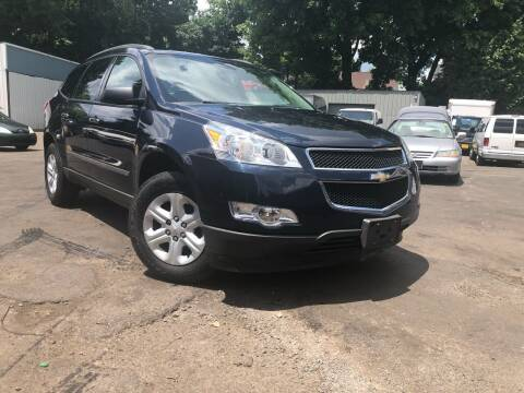 2010 Chevrolet Traverse for sale at Affordable Cars in Kingston NY