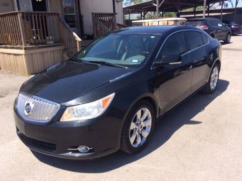 2011 Buick LaCrosse for sale at OASIS PARK & SELL in Spring TX