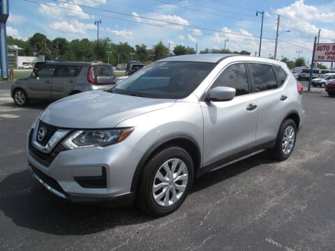 2017 Nissan Rogue for sale at Blue Book Cars in Sanford FL
