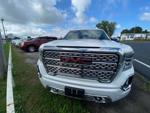 2020 GMC Sierra 1500 for sale at Morristown Auto Sales in Morristown TN