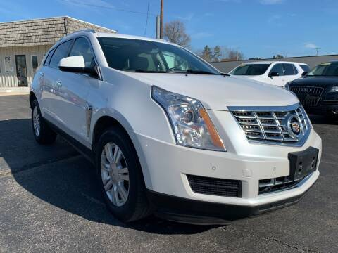 2014 Cadillac SRX for sale at Auto Gallery LLC in Burlington WI
